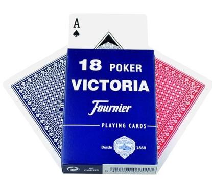 Imagen de Baraja Poker FOURNIER Nº 18 55