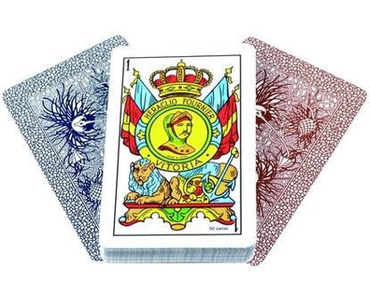 Picture of Naipes Catalanes FOURNIER Nº 5 50 CARTAS