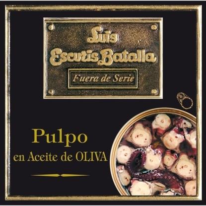 Imagen de PULPO FUERA DE SERIE EN ACEITE DE OLIVA