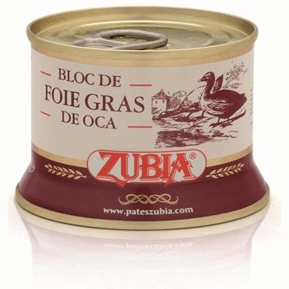 Imagen de FOIE GRAS ZUBIA OCA