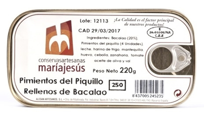 Imagen de PIMIENTOS DEL PIQUILLO de Maria Jesus