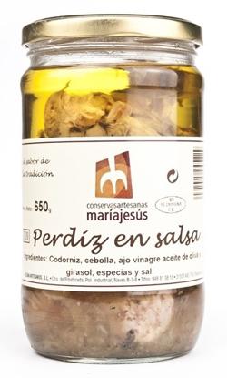 Imagen de PERDIZ EN SALSA de Maria Jesus