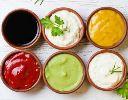 Imagen de categoría Salsas