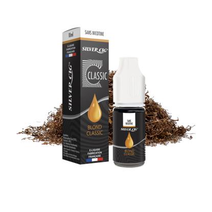 Imagen de eLiquido de Silver Cig - Tabaco Rubio Clásico