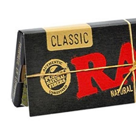 Imatge per a la categoria Papel de fumar RAW Black