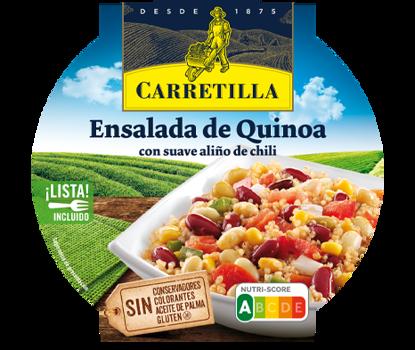 Imagen de ENSALADA DE QUINOA CARRETILLA 230GR