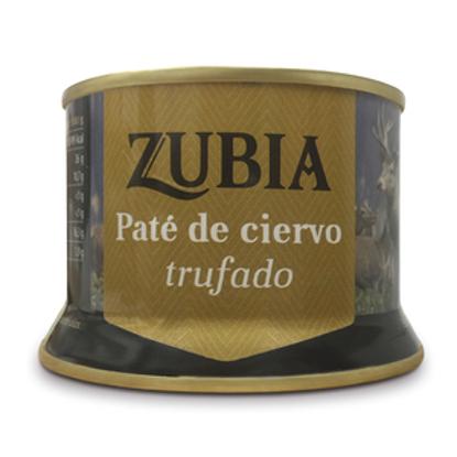 Imagen de PATÉ ZUBIA DE CIERVO TRUFADO